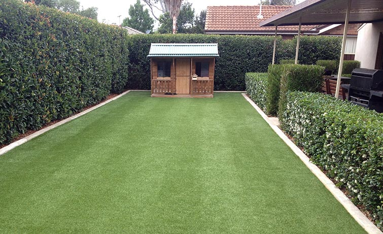 Fake Grass Yards : Synthetic Grass Sydney  Artificial Turf  Classic Backyards