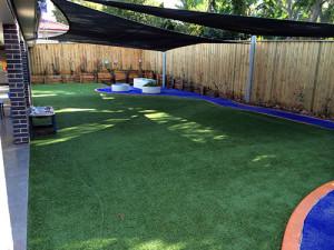 Childcare artificial grass