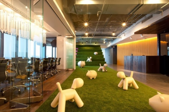 Office Synthetic Grass