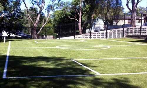 School Synthetic Grass Field