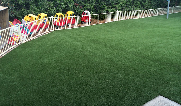 Synthetic Grass for kids